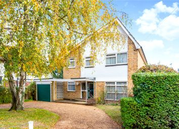 Thumbnail 3 bed detached house for sale in Grove Avenue, Epsom, Surrey
