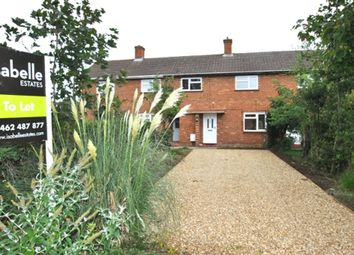 Thumbnail 3 bedroom terraced house to rent in Danescroft, Letchworth Garden City
