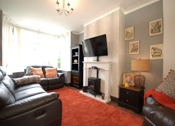 Thumbnail 3 bed terraced house for sale in Keasden Avenue, Blackpool