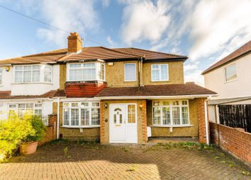 Thumbnail 4 bed semi-detached house for sale in Selbourne Avenue, Tolworth