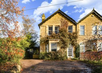 Thumbnail 4 bed semi-detached house for sale in West End, Chipping Norton