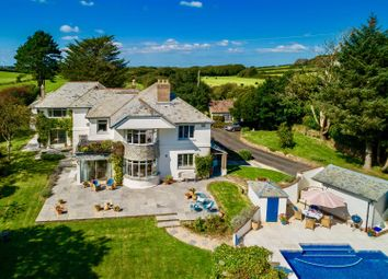 Thumbnail 6 bed detached house for sale in Lockengate, Bugle, St. Austell