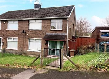 3 bed semi-detached house for sale in Heol Fawr, Caerphilly CF83
