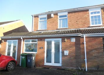 Thumbnail 3 bed semi-detached house for sale in Ranworth Rise, Wolverhampton
