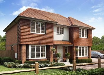 "Thumbnail 4 bed detached house for sale in ""Oakhampton"" at Henry Lock Way, Littlehampton"