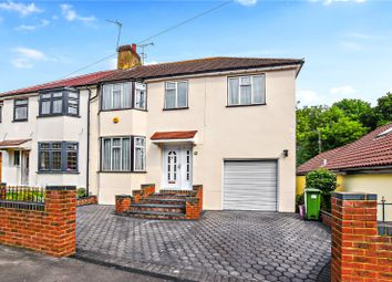 Thumbnail 4 bedroom semi-detached house for sale in Old Road, Crayford, Kent