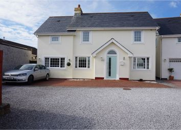 Thumbnail 4 bed detached house for sale in Chapel Close, Porthcawl