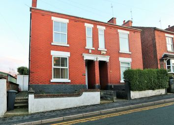 Thumbnail 2 bed end terrace house for sale in John Street, Biddulph, Stoke-On-Trent, Staffordshire
