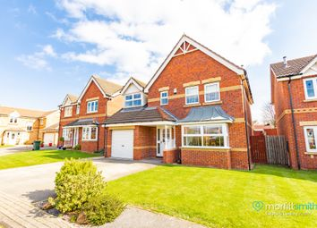 Thumbnail 4 bed detached house for sale in Howell Gardens, Thurnscoe, Rotherham, - Viewing Essential