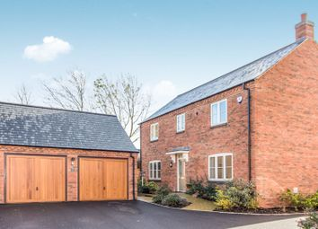 Thumbnail 4 bed detached house for sale in Grange Close, Gilmorton