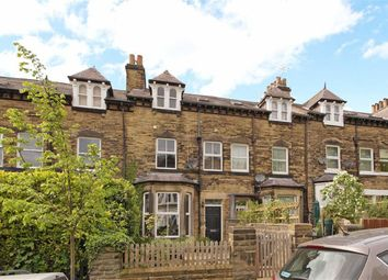 Thumbnail 3 bed terraced house to rent in Franklin Road, Harrogate, North Yorkshire