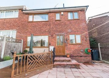 Thumbnail 2 bed semi-detached house for sale in Bradburys Close, Parkgate, Rotherham