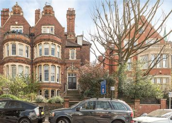 Thumbnail 3 bed flat for sale in Frognal Gardens, Hampstead, London