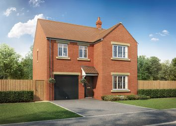 "Thumbnail 4 bedroom detached house for sale in ""The Keating "" at Hounsfield Way, Sutton-On-Trent, Newark"