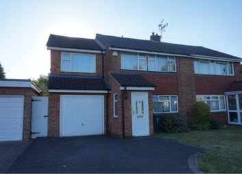 Thumbnail 4 bed semi-detached house for sale in Thames Road, Slough