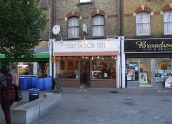 Thumbnail Restaurant/cafe to let in Catford Broadway, London
