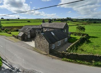 Thumbnail 3 bed cottage for sale in Alderwasley, Belper