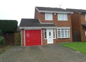 Thumbnail 3 bed property to rent in Blackbrook Way, Wolverhampton
