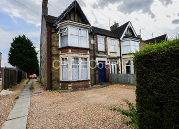 Thumbnail 6 bed semi-detached house for sale in Eastfield Road, Peterborough