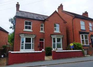 Thumbnail 3 bed detached house to rent in Haybridge Road, Wellington, Telford, Shropshire
