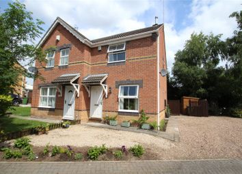 Thumbnail 2 bed semi-detached house for sale in The Courtyard, Pontefract