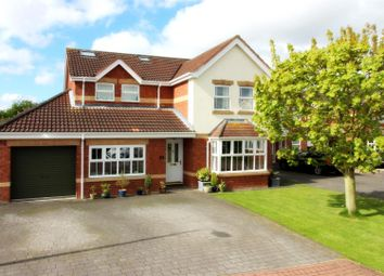 Thumbnail 6 bed property for sale in Tadman Close, Beverley