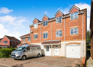 Thumbnail 4 bed semi-detached house to rent in Gleneagles Close, Beggarwood, Basingstoke