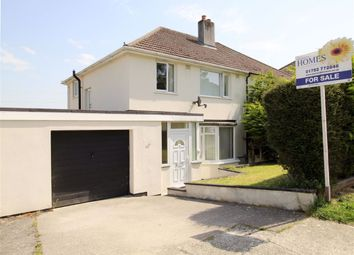 3 bed semi-detached house for sale in Biggin Hill, Ernesettle, Plymouth PL5