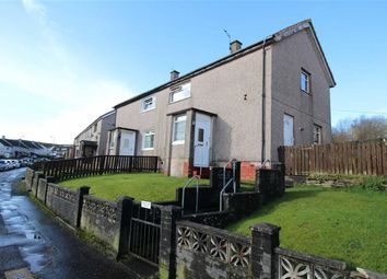 Thumbnail 3 bed semi-detached house for sale in Banff Road, Greenock, Renfrewshire