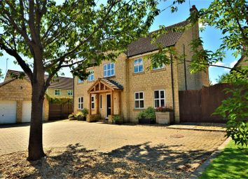 Thumbnail 4 bed detached house for sale in Holmes Drive, Ketton, Stamford