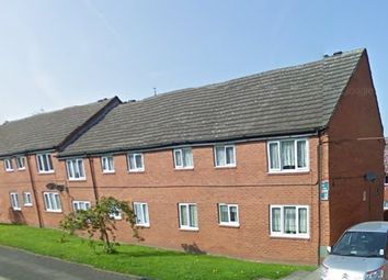 Thumbnail 2 bed flat to rent in Bradshaw Avenue, Riddings, Alfreton, Derbyshire