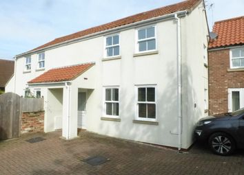 Thumbnail 2 bed mews house for sale in Cowling Court, Easingwold, York