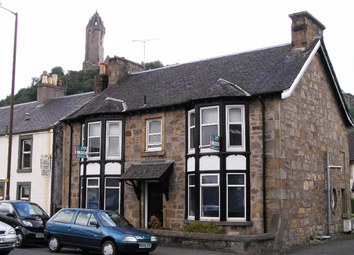 Thumbnail 3 bed flat to rent in Causewayhead Road, Bridge Of Allan, Stirling, 5Eg