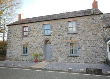 Thumbnail 4 bed semi-detached house for sale in Sageston, Tenby