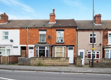 Thumbnail 2 bed terraced house for sale in Nottingham Road, Ilkeston, Derbyshire