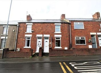 Thumbnail 2 bed terraced house to rent in Gill Crescent, Fencehouses, Houghton Le Spring