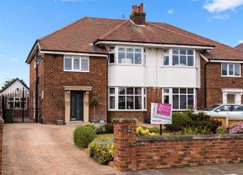 3 bed semi-detached house for sale in Ryder Crescent, Birkdale, Southport PR8