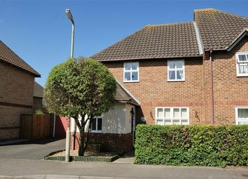 Thumbnail 3 bed semi-detached house for sale in The Brambles, Bishop's Stortford