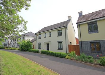 Thumbnail 4 bed detached house to rent in Oxleigh Way, Stoke Gifford, Bristol