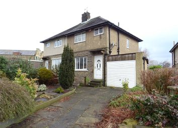Thumbnail 3 bed semi-detached house for sale in Green Close, Bradford, West Yorkshire