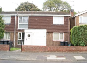 Thumbnail 2 bed flat to rent in Middleham Road, Newton Hall