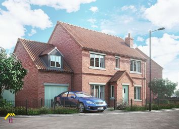 Thumbnail 5 bed detached house for sale in The Moorings, Off Of White Lane, Thorne