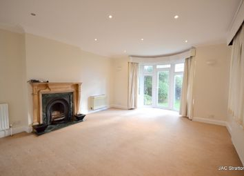 Thumbnail 4 bed detached house to rent in Upper Cavendish Avenue, Finchley Central, Finchley, London