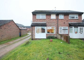 Thumbnail 3 bedroom semi-detached house for sale in Holworthy Road, Norwich