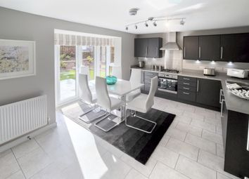 "Thumbnail 4 bed detached house for sale in ""Fernie"" at Oldmeldrum Road, Inverurie"