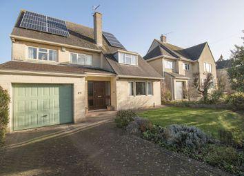 Thumbnail 4 bed detached house for sale in Manor Road, Keynsham, Bristol