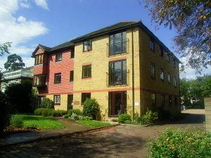 Thumbnail 1 bedroom flat to rent in Mowat Court 21-23 The Avenue, Worcester Park