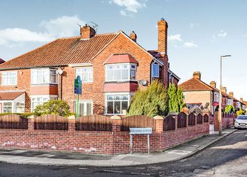 Thumbnail 4 bed detached house for sale in Church Lane, Middlesbrough, Cleveland