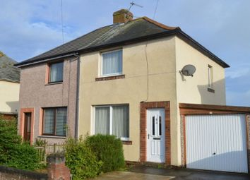 Thumbnail 2 bed semi-detached house for sale in Crispin Road, Berwick-Upon-Tweed