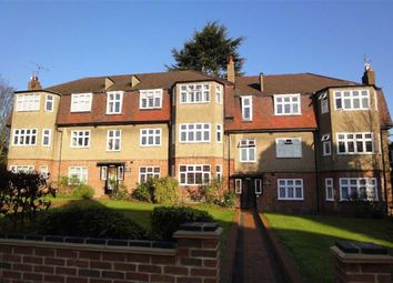 Thumbnail 2 bedroom flat for sale in The Laurels, Buckhurst Hill, Essex